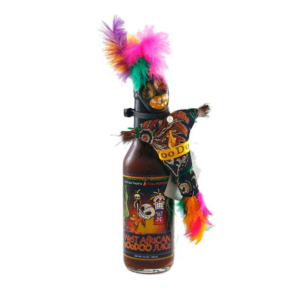 West African VooDoo Juice Hot Sauce