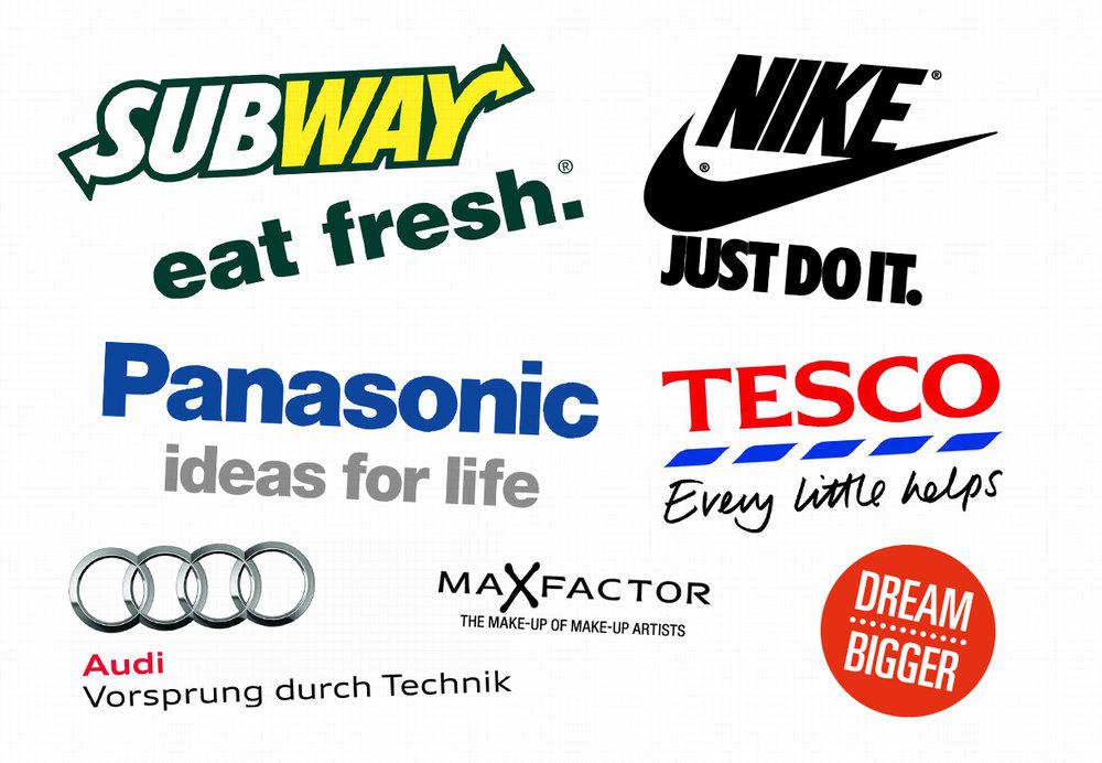 Рекламные слоганы – они всё ещё важны  — УПАКОВКА ИЗ ГОФРОКАРТОНА ОТ ... f3f5cd48dba