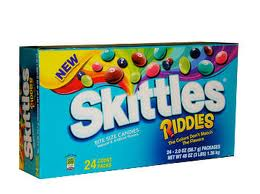 Упаковка Skittles. Рэмос-Альфа