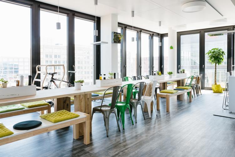 Houzz Office Berlin — HEJM - Interieurfotografie