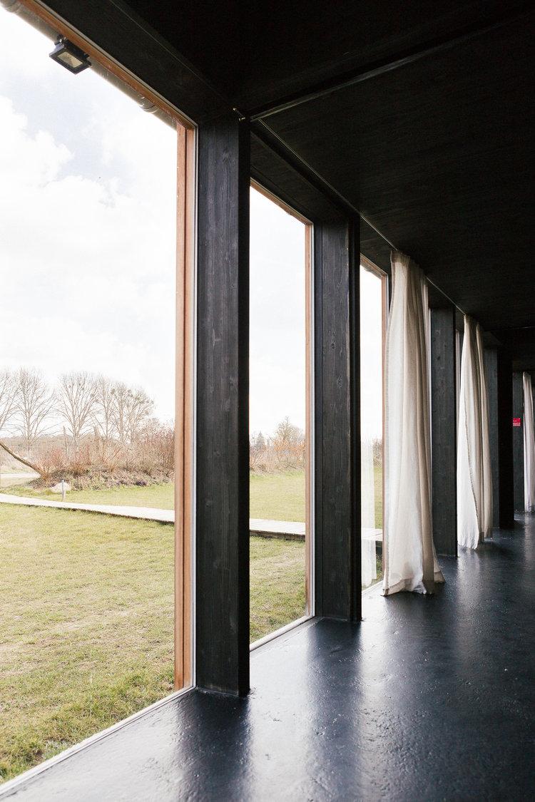 Schwarzes Haus das schwarze haus hejm interieurfotografie