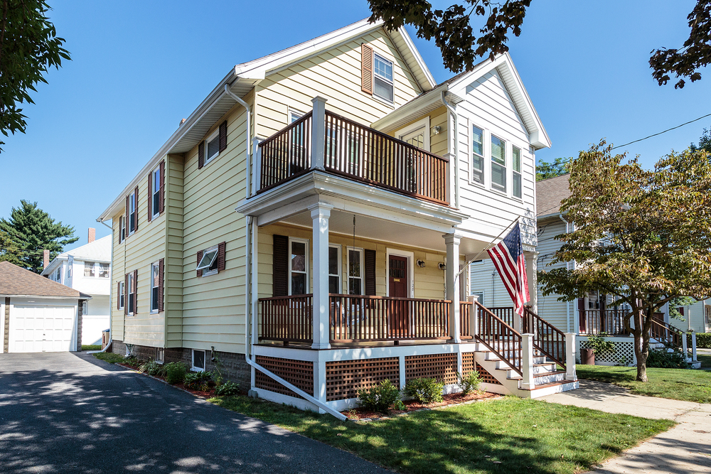 128 Palmer Street Unit#1, Arlington MA