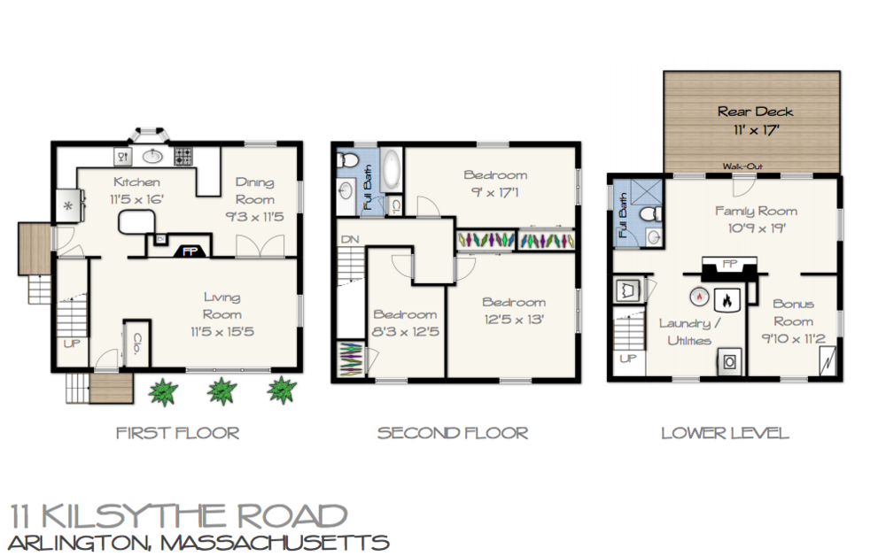 11 Kilsythe Floor Plan