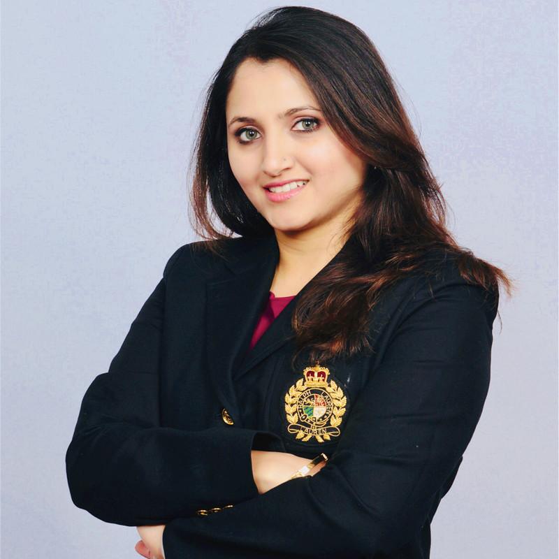 Nomeeta K. Zaheer