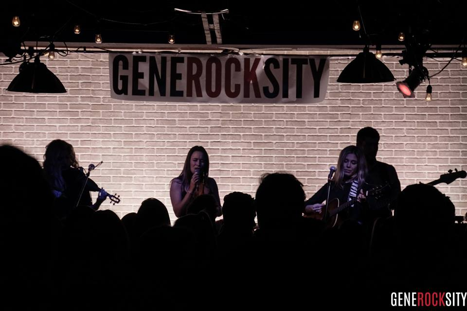 GENEROCKSITY PRESENTS: WINTER SESSIONS @ THE BROOKLYN (1/17)