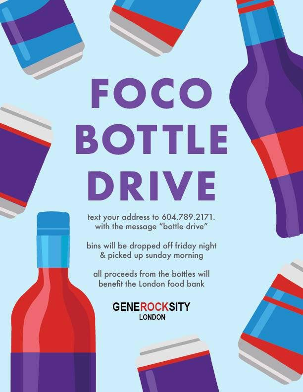 FOCO BOTTLE DRIVE