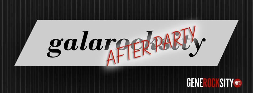GENEROCKSITY PRESENTS: GALAROCKSITY - THE AFTER PARTY (3/17)
