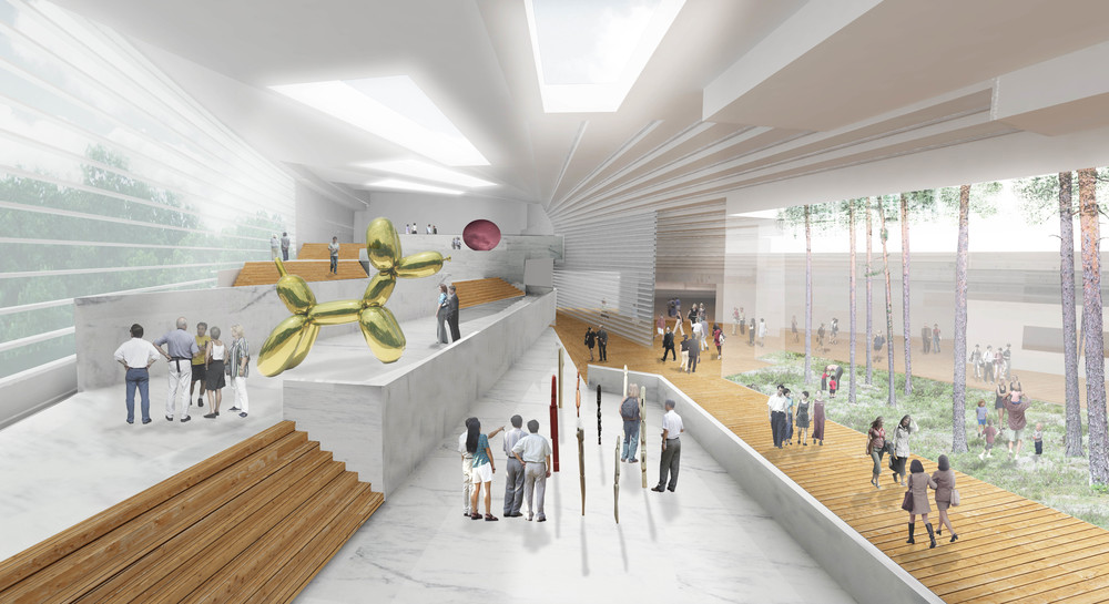 GUGGENHEIM MUSEUM | HELSINKI