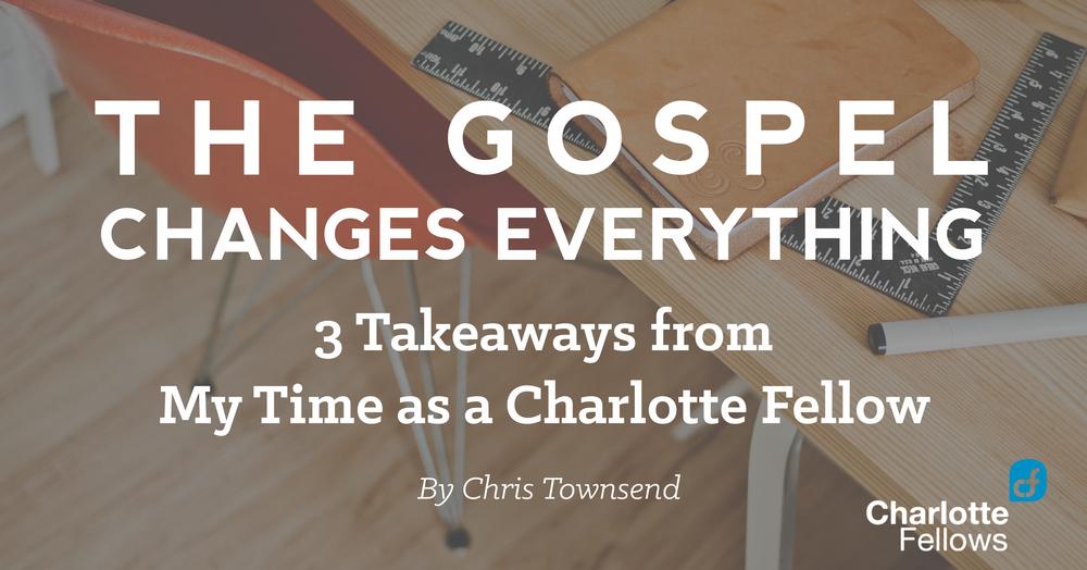 gospel changes work