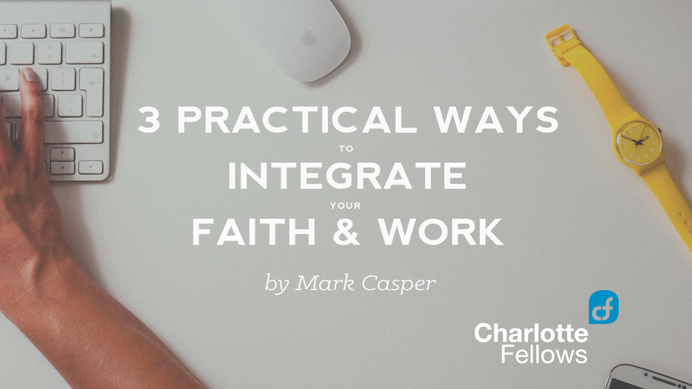 practical faith work