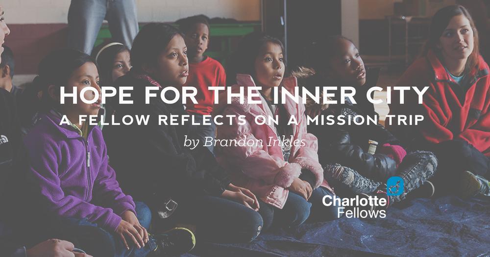 hope inner city fellows chattanooga