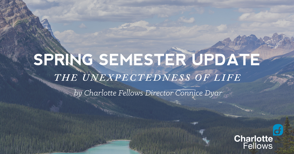 Charlotte Fellows spring semester update
