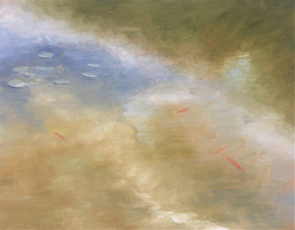 Claydon Goldfish