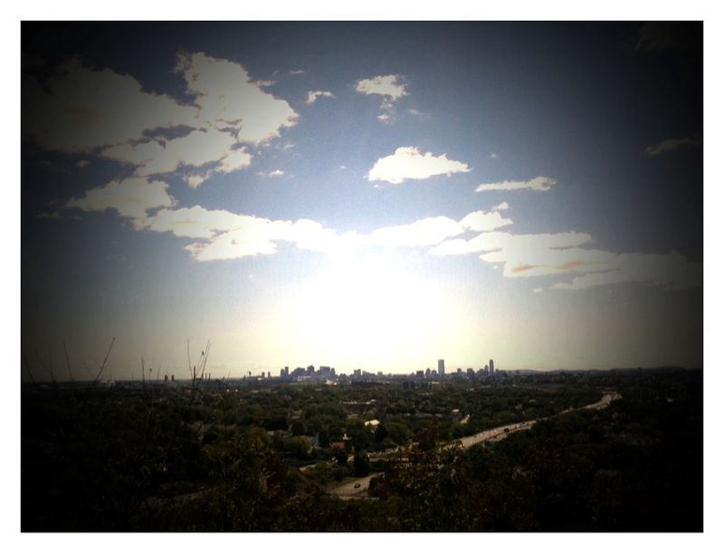 Boston from the Fells. #iphoneography #camerabag #camera+