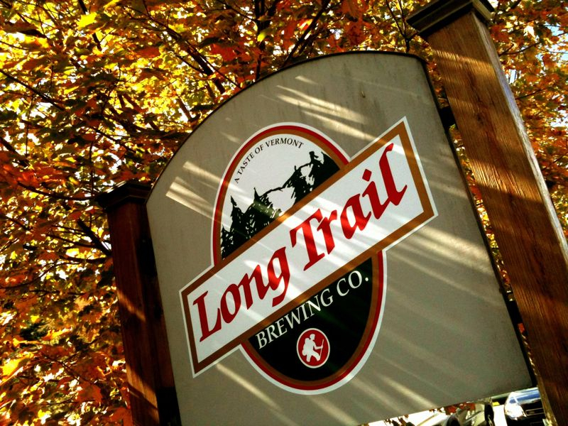 Long Trail Brewery. #iphoneography