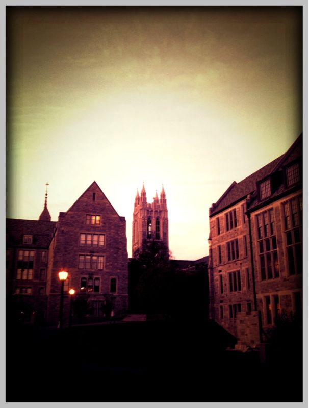 Gasson. #iphoneography #wearebc