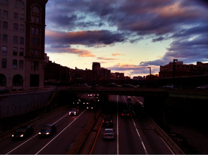 Sundown. #iphoneography