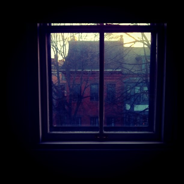 Last light. (Taken with instagram)