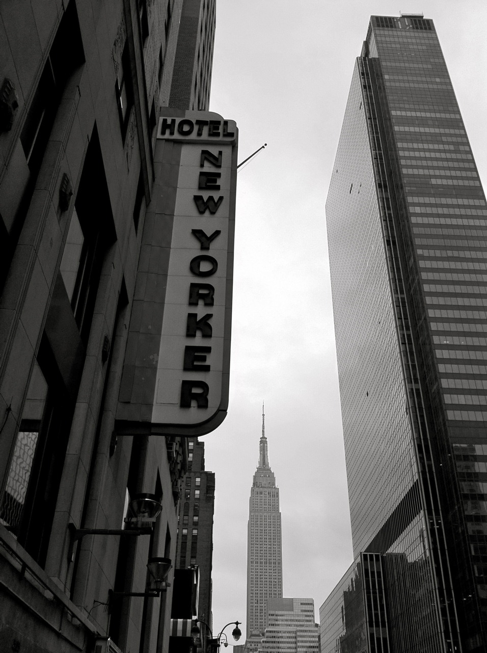 Classic #NYC. #iphoneography #b&w
