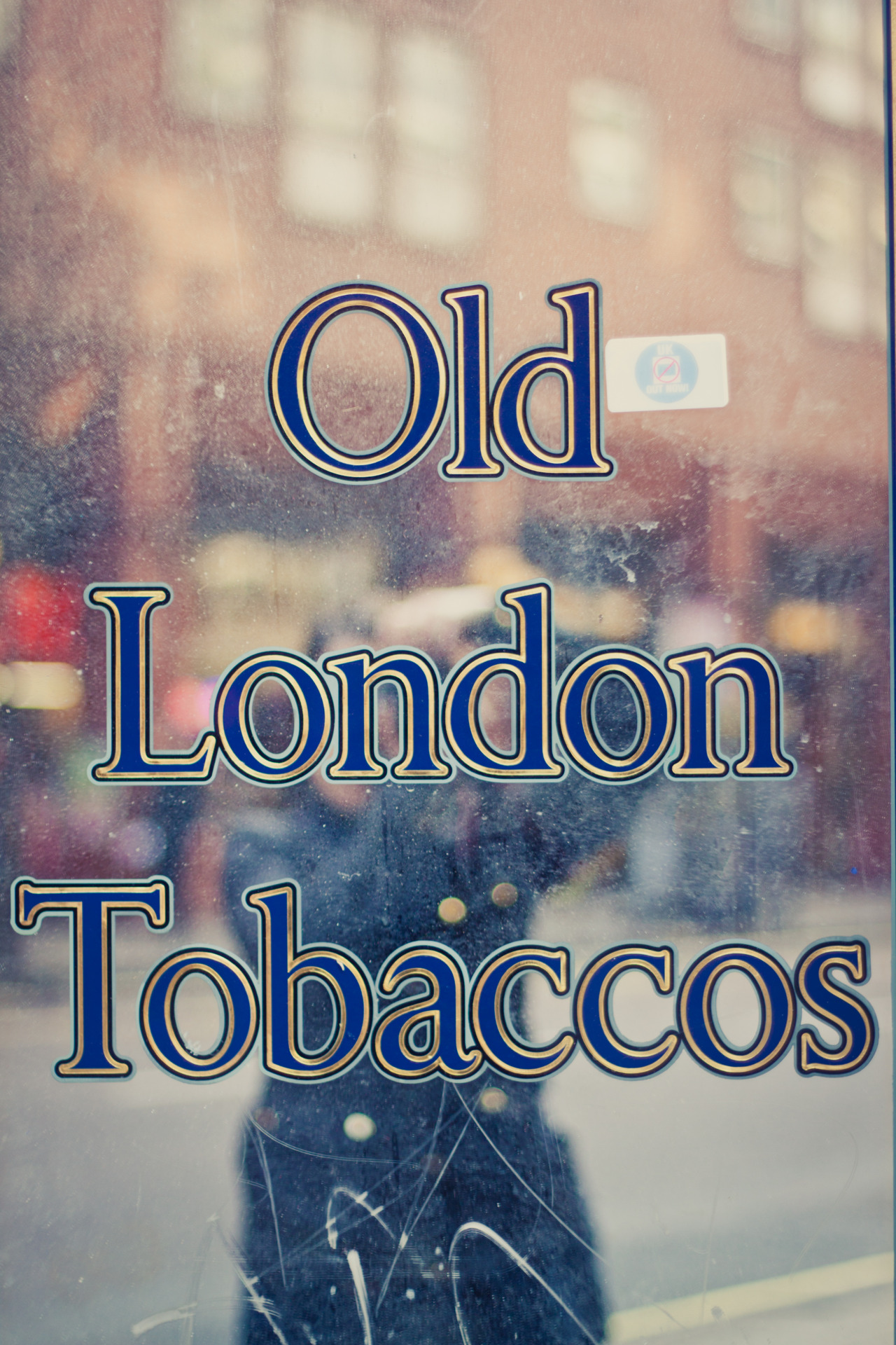 Old London Tobaccos.