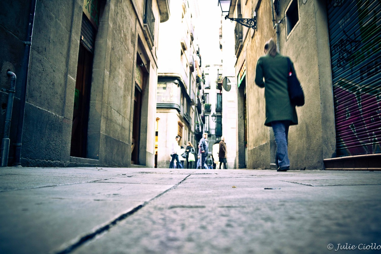 Street level.