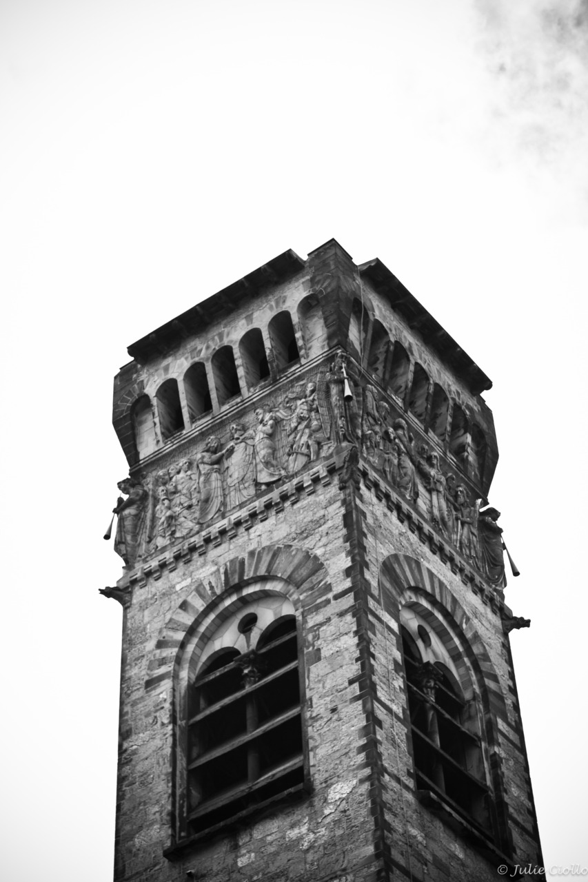 Tower.    First Baptist Church of Boston.