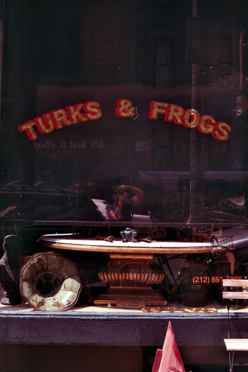 Turks & Frogs.