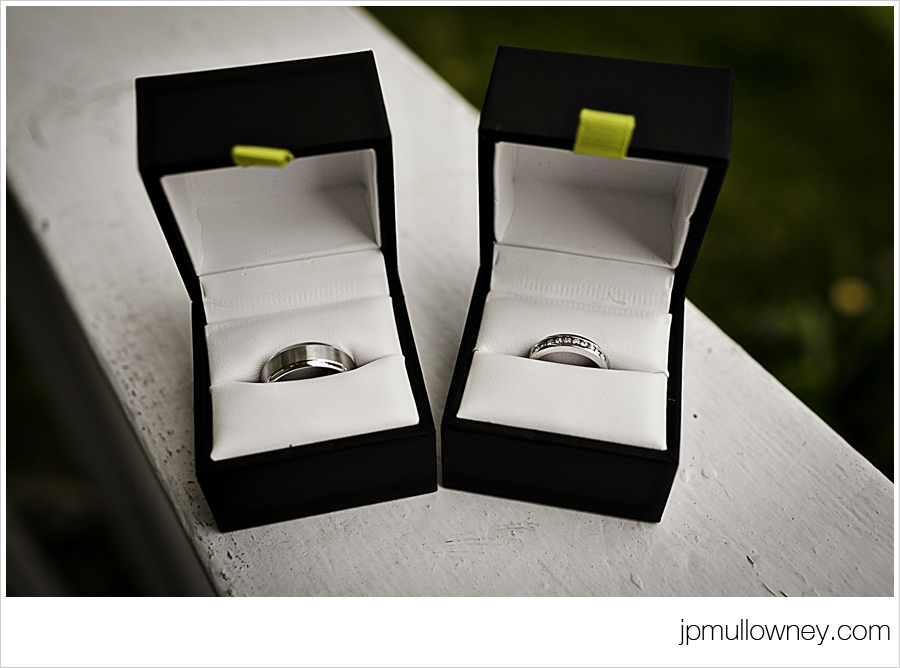Jon and Julia's Rings