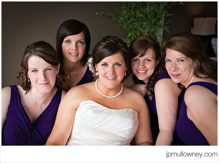 The Bridesmaid Together