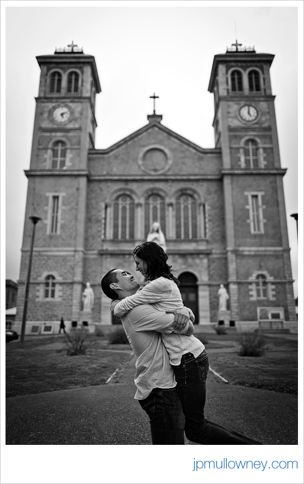 Jon and Julia Basilica