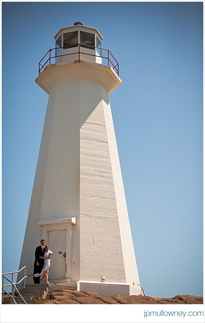 Jasmine and Josh at the Lighthouse 3
