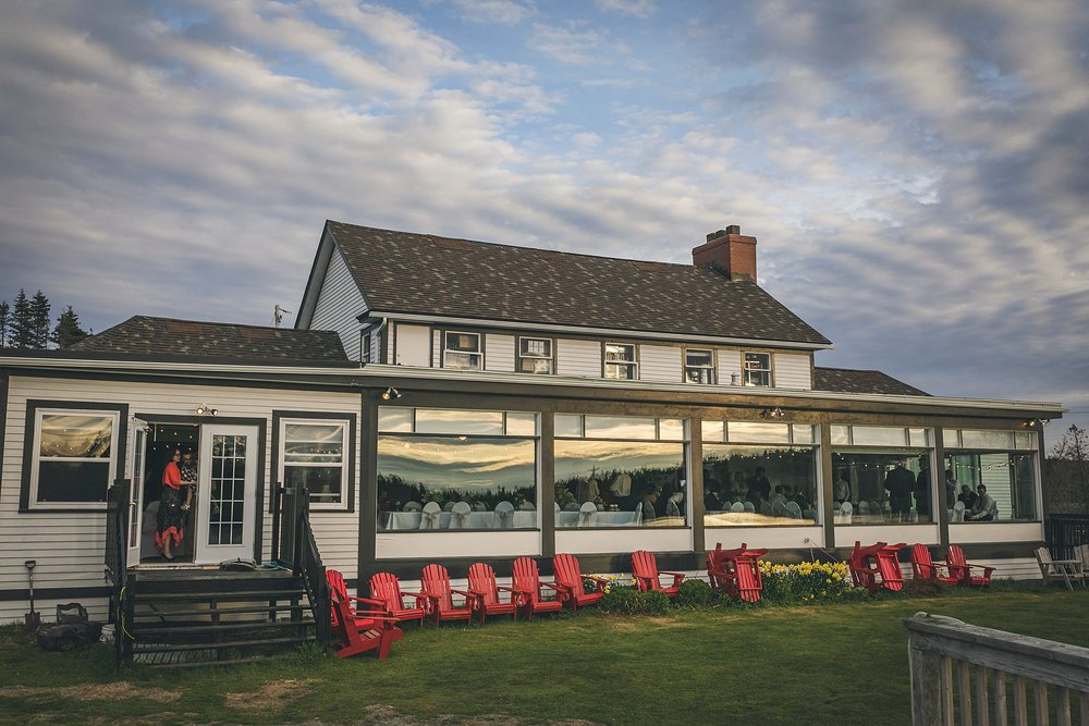 Newfoundland Wedding held at Murray's Pond Fishing and Country Club