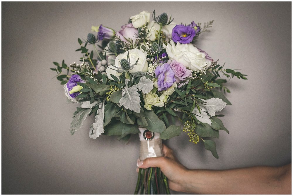 Bride's bouquet By Sharpe Design