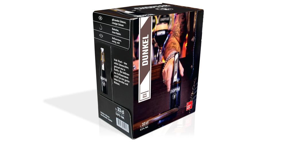 Chopfab Packaging Design