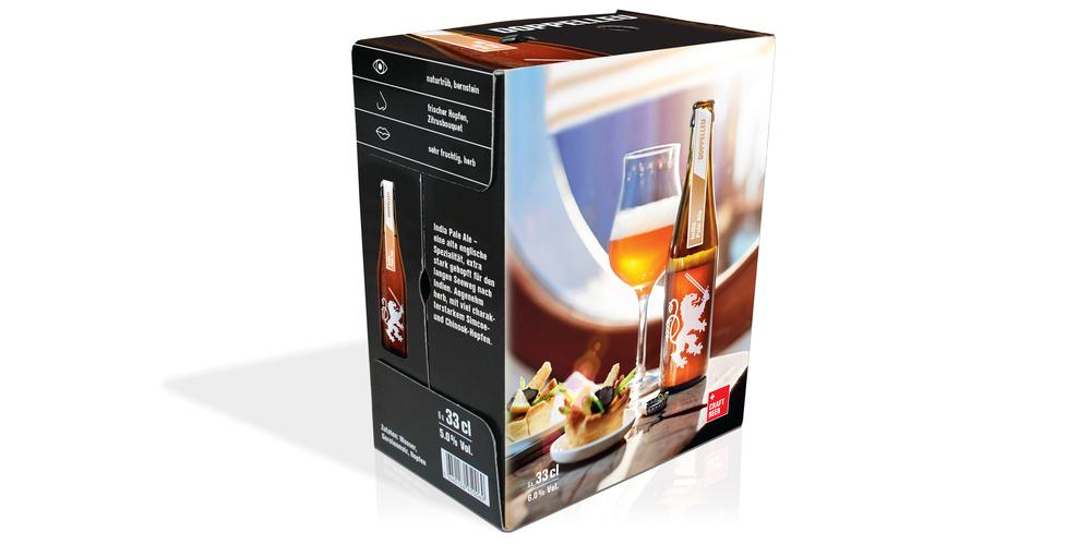 Doppelleu Packaging Design
