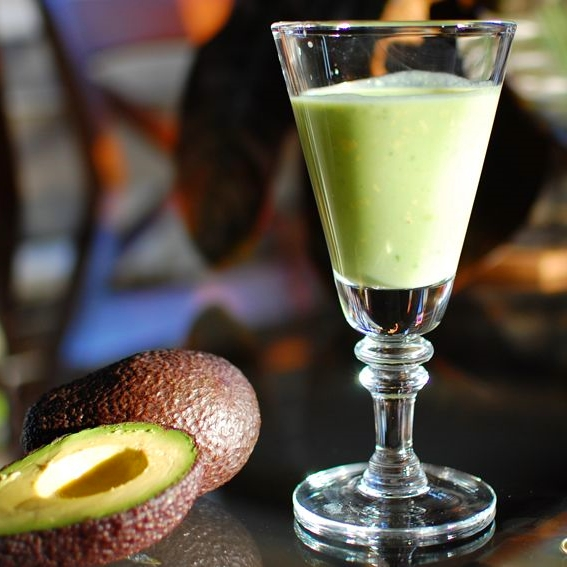 I used to think my mom was weird for drinking this at night before going to sleep. Now I know why. Avocados are one of the best things you can gift your body with, and my mom's graceful aging, or the lack thereof is proof this is the fountain of youth. Love.
