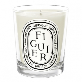 My favorite:Diptyque Figuier (Fig) Candle recalls fig trees warmed by the sun, slightly fruity, but the green and woody notes from the leaves give this scent a special character. $60 USD for 60 hour burn time