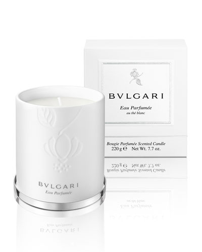 The freshest and cleanest smelling candle I have ever burned based on the popular au The Blanc perfume. $70 for 220g. Head fragrance note: Artemisia; Heart fragrance note: White Tea; Bottom fragrance note: Musk.
