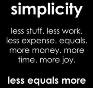 simplicitykladrido