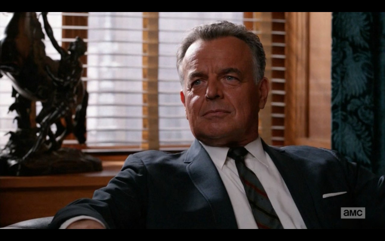 I would join a cult if Ray Wise was the leader.