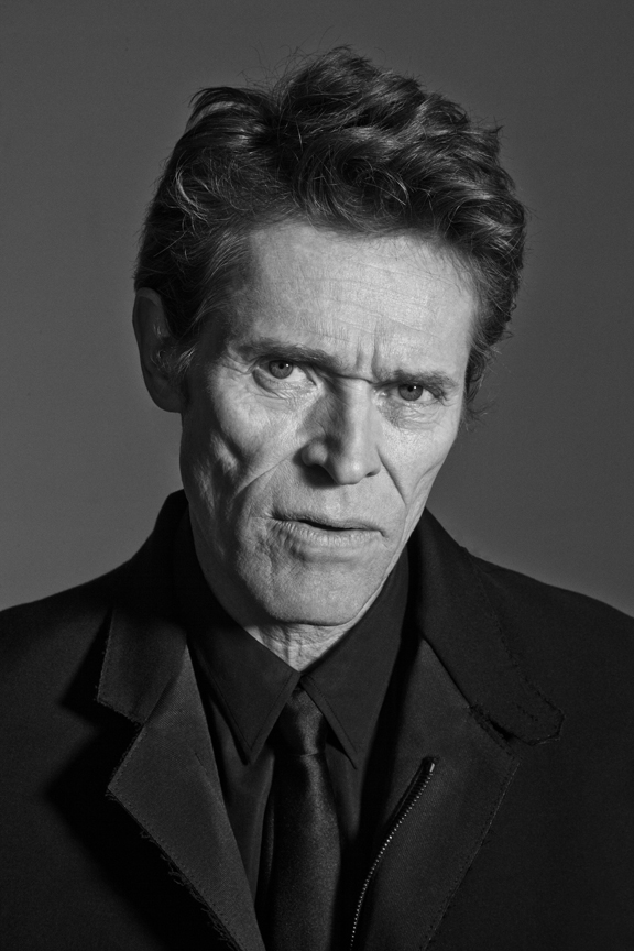 barbert :       Willem Dafoe photographed by  Tim Barber