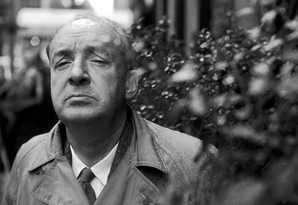 theparisreview: The ten grumpiest authors in literary history—and a great shot of Vladimir Nabokov (via Flavorwire). For more of our morning's roundup, click here. GRUMPYLIT!