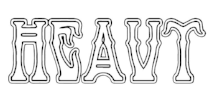 Heavy Clothing Logo