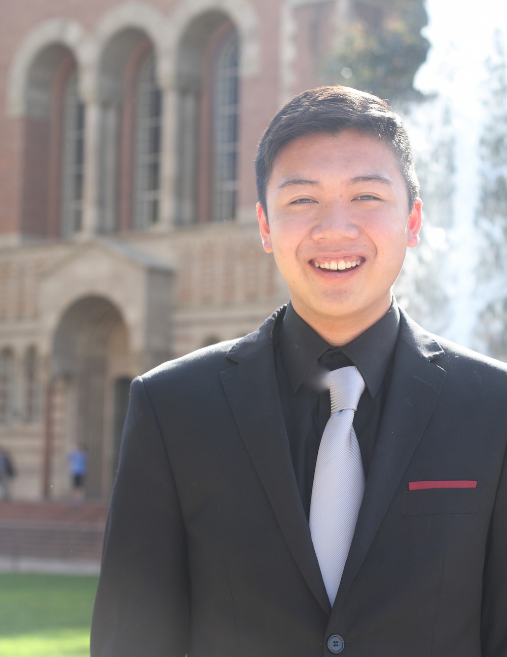 Kyle Le- Secretary   Biology, B.S. | 2016 Upsilon Class Email: secretary@uclaphide.org
