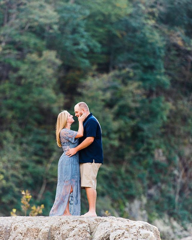 TWO WEEKS! I cannot believe I get to marry this man in 14 DAYS! Life has been nothing short of stressful during our wedding planning process but this man is my rock, my comforter and my best friend! #capturingtheclarks photo creds: @melissadurhamphoto