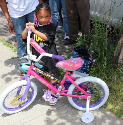 Anija - Age 4 - Albany, NY