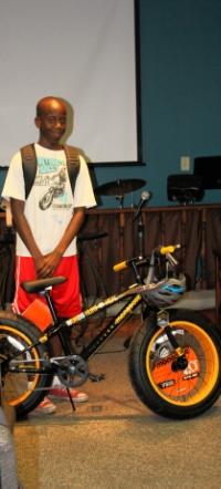 Kryston Drew - Grade 8- Albany, NY