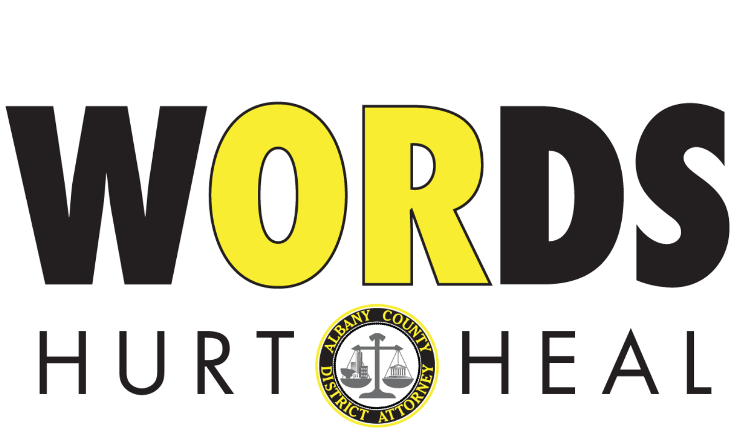 WORDS - Albany County DA's Office