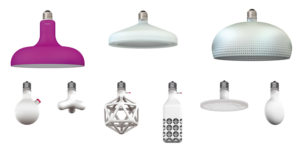 LED Bulbs and Shades