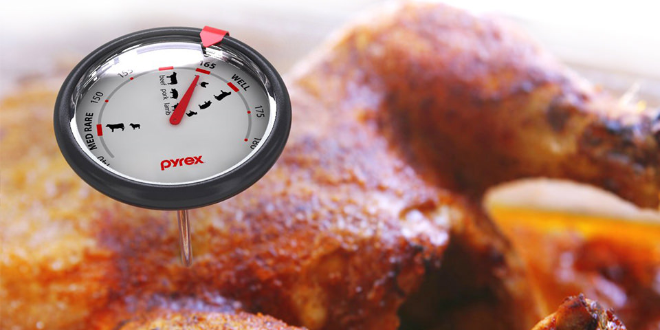 Leave-In Thermometer